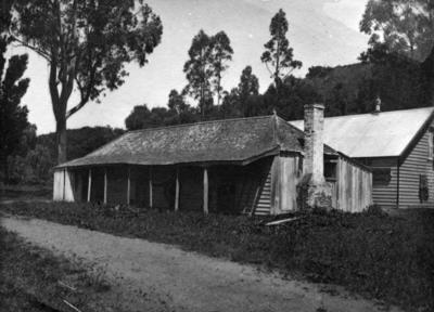 Doonside, Maraekakaho Station