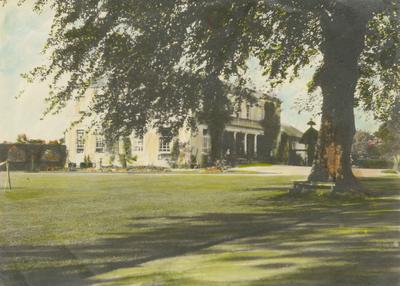 Manager's House, Maraekakaho Station