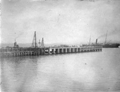 Napier Breakwater