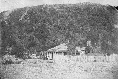 Homestead, unidentified location