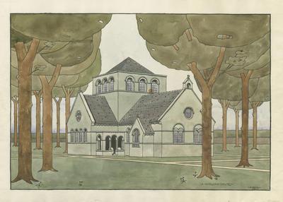 A Norman Church