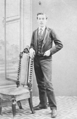 Portrait of Algernon Maclean