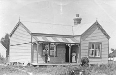 House, Napier