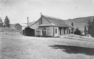Homestead, Elmshill, Waipawa