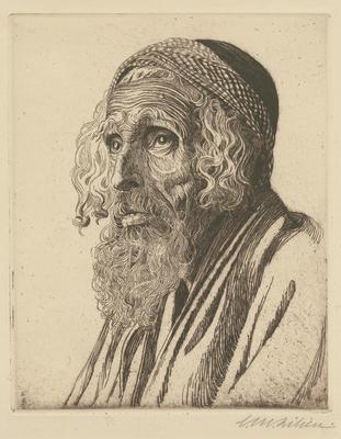 Untitled - Hebrew elder