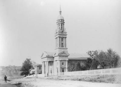 St Paul's Presbyterian Church, Auckland