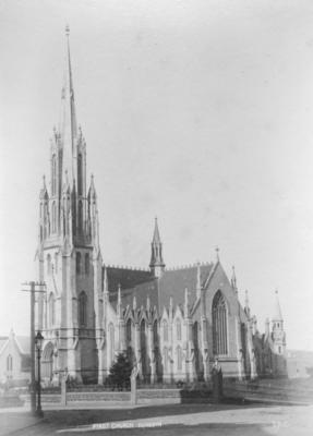 First Church of Otago, Dunedin; Coxhead, Frank Arnold; 48/75
