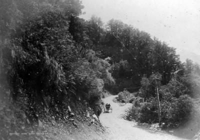 Otira Highway near Kelly's Creek, Canterbury