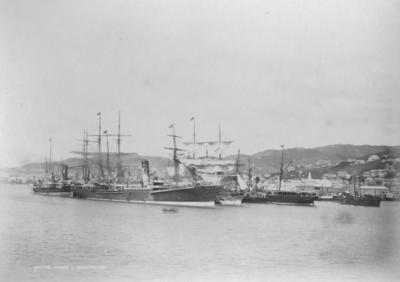 Queens Wharf, Wellington