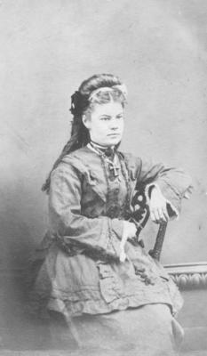 Portrait of Laura Marshall