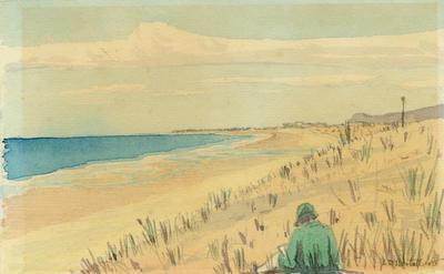 Untitled - beach scene