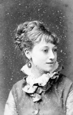 Portrait of Miss Kate Vaughan