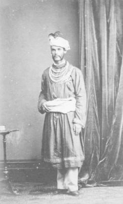 Portrait of an unidentified man; Carnell, Samuel