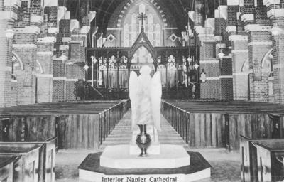 St John's Anglican Cathedral, Napier; Fergusson Limited