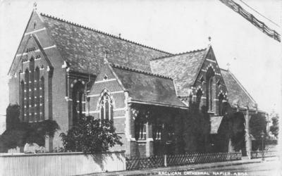 St John's Anglican Cathedral, Napier