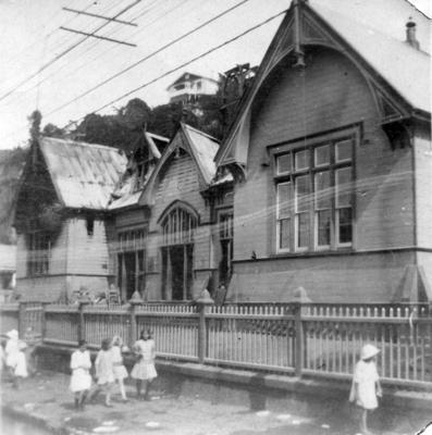 Napier Main School