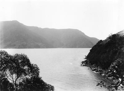 Cannibal Cove, Queen Charlotte Sound
