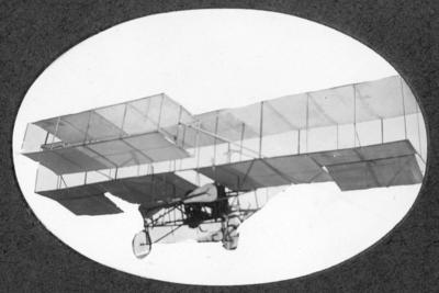 Bertram Ogilvie's Plane