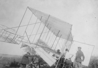 Bertram Ogilvie's Plane Mishap