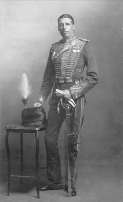 Portrait of William Playne