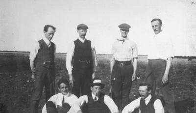 Bertram Ogilvie and Friends
