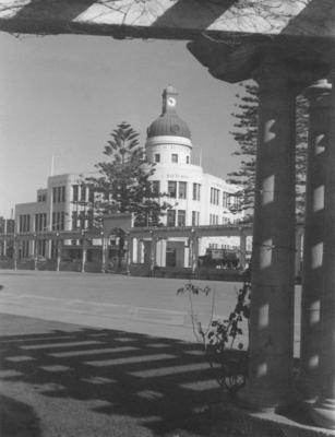 T & G Building, Marine Parade, Napier
