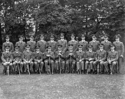 Military Group Photograph