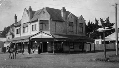 Foster Brooks Building, Havelock North