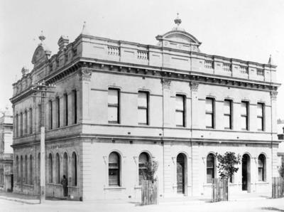 Kinross White Premises, Napier
