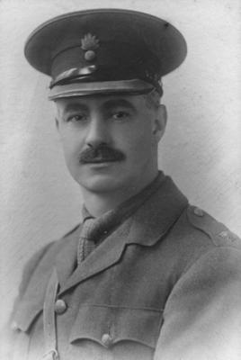 Portrait of William Kinross White