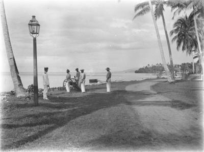 Sailors, Samoa