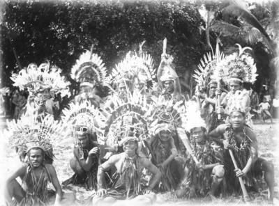 Dancers, Rotuma
