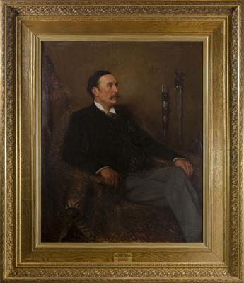 Portrait of Douglas McLean