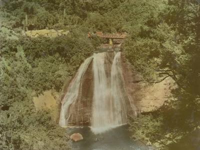 Mokau Falls, Lake Waikaremoana, Hawke's Bay