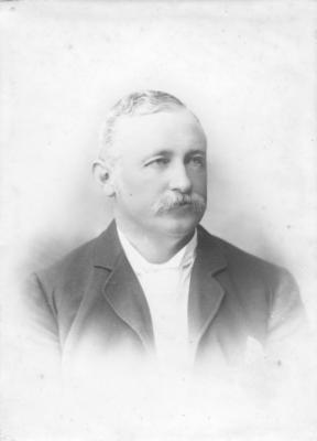 Portrait of H A Cornford