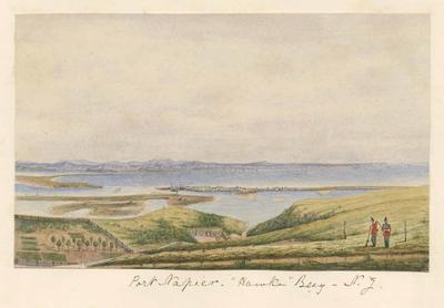 Port Napier, Hawke's Bay, NZ