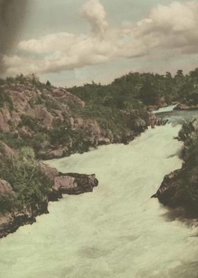Aratiatia Rapids, Waikato River