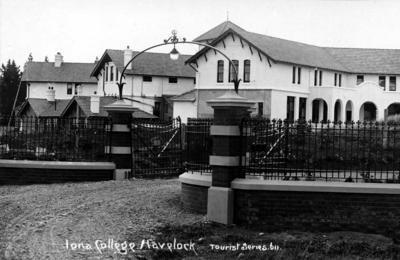 Iona College, Havelock North; Frank Duncan & Co