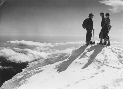 Mountaineering party