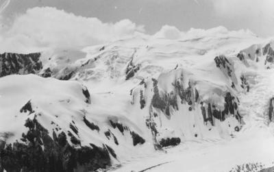 Mountain in the Southern Alps