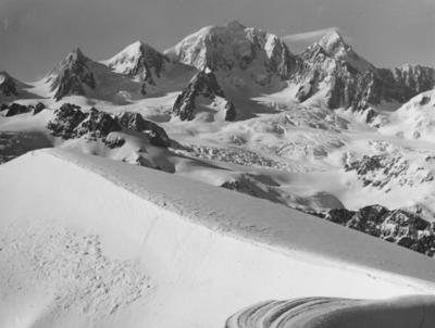 The Southern Alps; Lysons, Markham Carthew