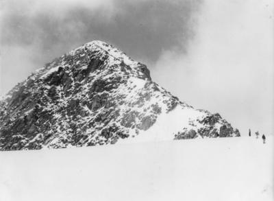 Mount Moltke, West Coast, South Island