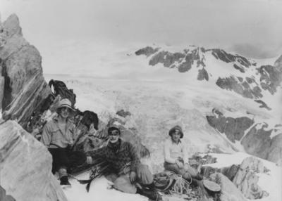 Mountaineers, Southern Alps