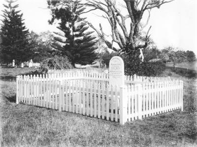 Churchyard, Waimate, Bay of Islands