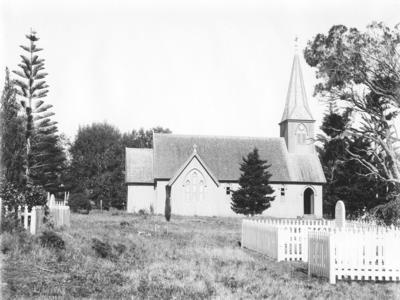 St John's Church, Waimate, Bay of Islands