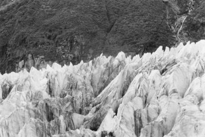 Icefall, Fox Glacier