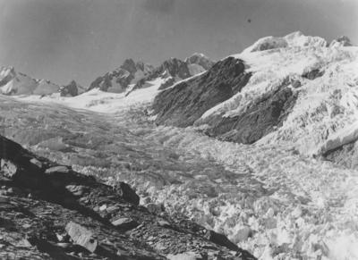 Upper Icefall, Fox Glacier
