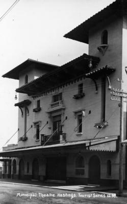 Municipal Theatre, Hastings