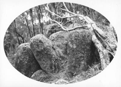 Stones, Purerua, Northland