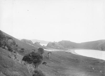 Motuarohia Island known as Roberton Island, Northland